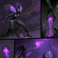 Kai'Sa Breach Concept 2 (by Riot Artist <a rel=