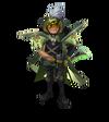 Master Yi PsyOps (Emerald)