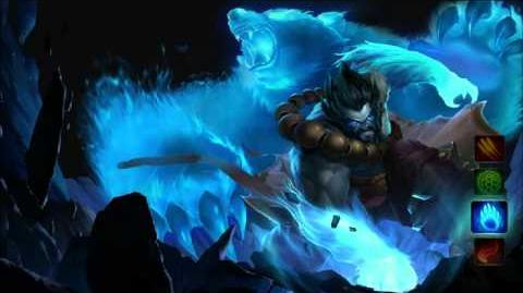 Spirit Guard Udyr League Of Legends Login Screen With Music