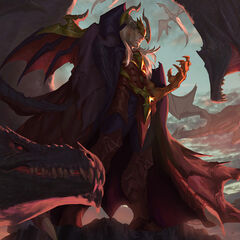 Dragon Master Swain Splash Concept 5 (by Riot Artist <a href=