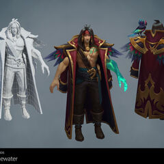 Bilgewater Swain Update Model 1 (by Riot Artists <a href=