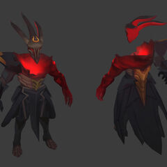 Dark Star Thresh Model 2 (by Riot Artist Ryan 'Ribtibs1' Ribot)
