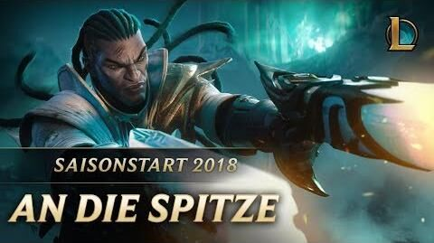 An die Spitze – League of Legends