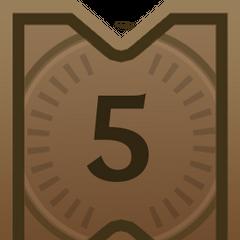 5 Tickets (Beta)