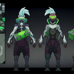 PROJECT: Ekko Model 1 (by Riot Artist <a href=