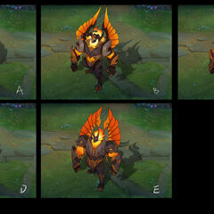 Infernal Galio Concept 2 (by Riot Artist <a rel=