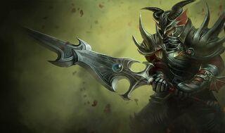 Jarvan IV DarkforgeSkin