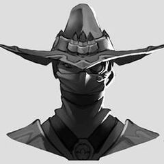Jhin Concept 2 (by Riot Artist <a href=