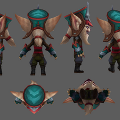 Kled Model 2 (by Riot Artist <a href=