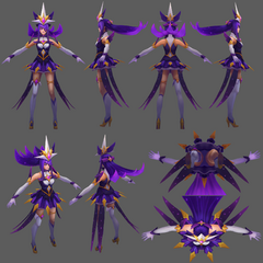 Star Guardian Syndra Model