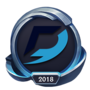 Worlds 2018 Dash9 Gaming Emote