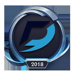 Worlds 2018 Dash9 Gaming Emote