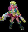 Miss Fortune Arcade-Miss Fortune (Peridot) M