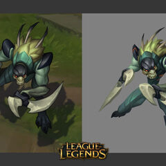Odyssey Shimmerstryker Concept (by Riot Artist <a rel=