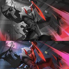 Blood Moon Pyke Splash Concept 3 (by Riot Artist <a href=