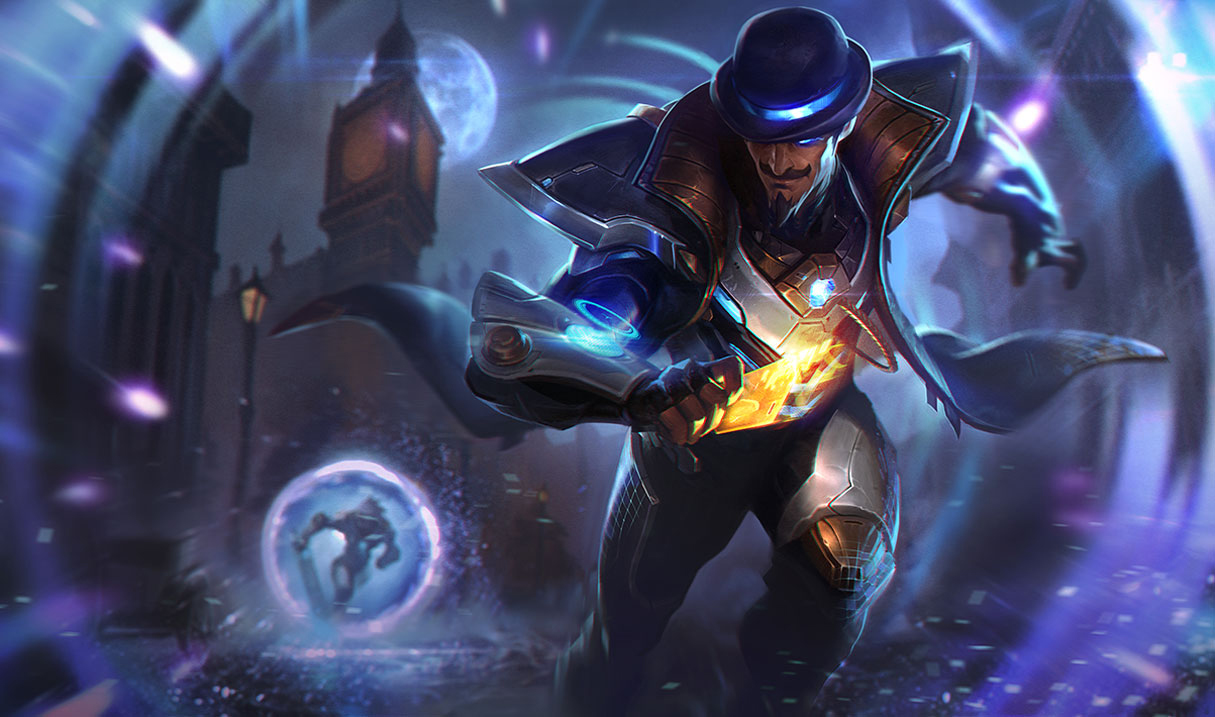 Twisted Fate Pulsfeuer-Twisted Fate S