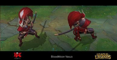Yasuo Blutmond Konzept 01