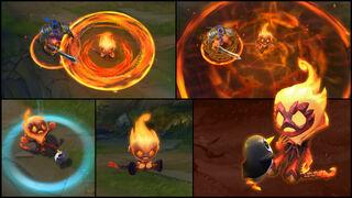 Amumu Infernal Screenshots