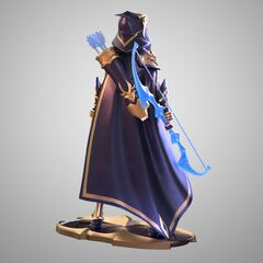 Ashe Statue Model 2 (by Riot Artists <a href=