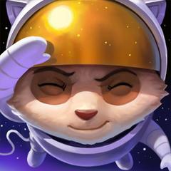 Astronaut Teemo