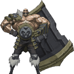 Braum Concept 29 (by Riot Artist <a rel=