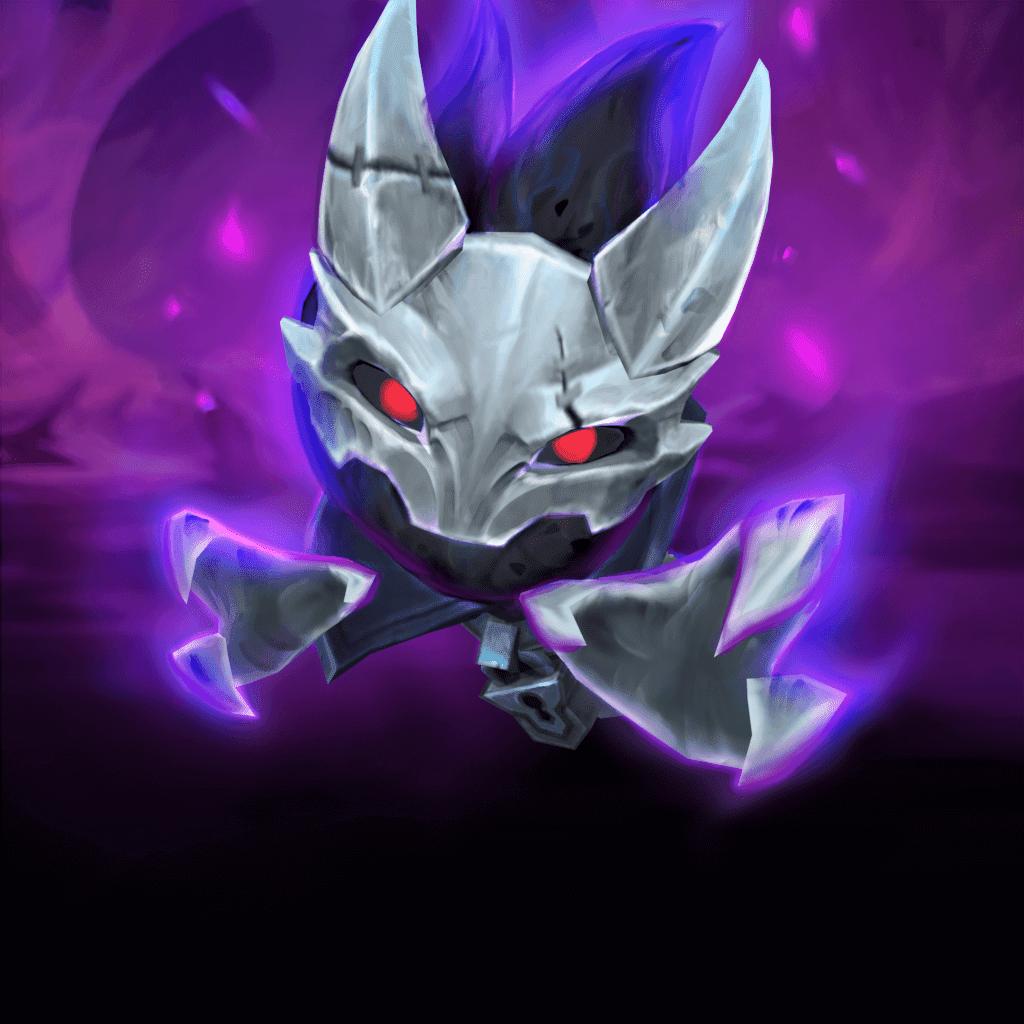 Fantasmín Máscara oscura Nivel 3