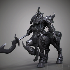 Hecarim Model 4 (by Riot Artist <a href=