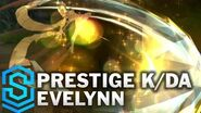 K DA-Evelynn (Prestige-Edition) - Skin-Spotlight