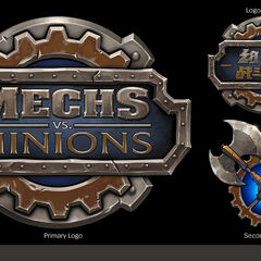 Mechs vs. Minions Concept 13 (by Riot Artist <a rel=