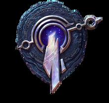 Mount Targon Emblem