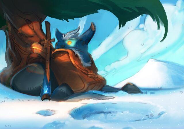 Nunu i Willump Tej śnieżnej kuli nie da się zatrzymać!