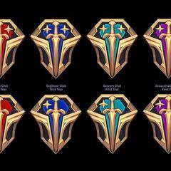 Battle Academia Crest Concept 1
