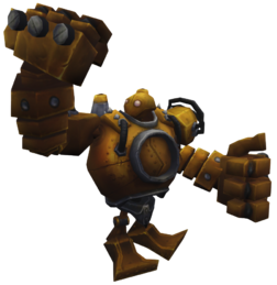 Teamfight Tactics:Blitzcrank | League of Legends Wiki