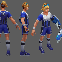 Striker Ezreal Update Model