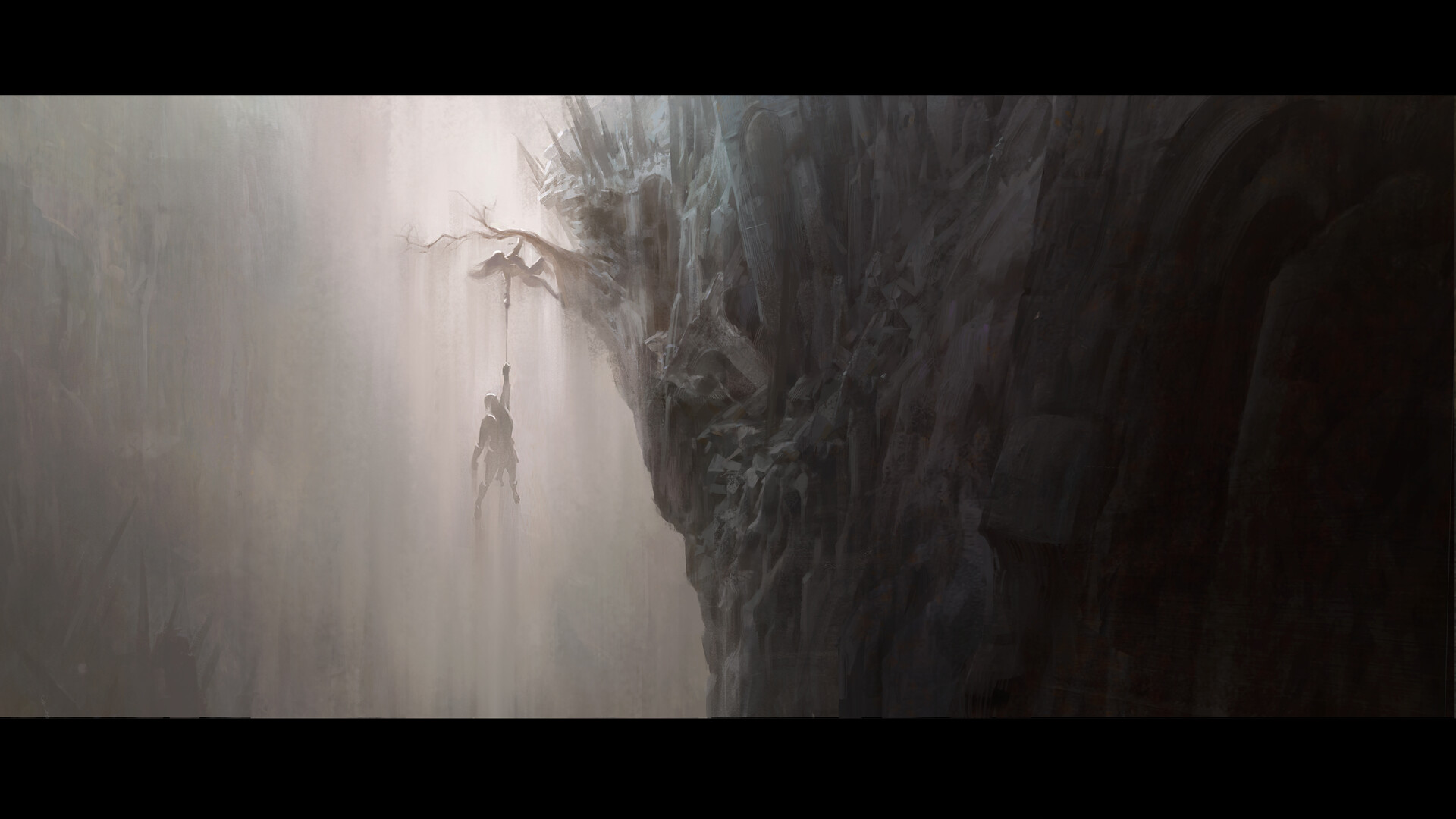 Garen Katarina EnemyofmyEnemy Cinematic concept 19