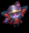 Gnar Astronaut (Ruby)