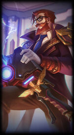 Graves BattleProfessorLoading