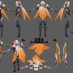 Prestige PROJECT: Irelia Model