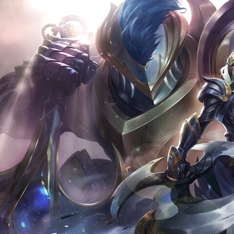Warden Nautilus and Sivir