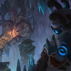 Nunu &amp; Willump It's Me and You Promo 3 (By Riot Collaborating Artist <a rel=