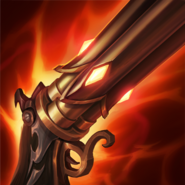 Rapid Firecannon item HD