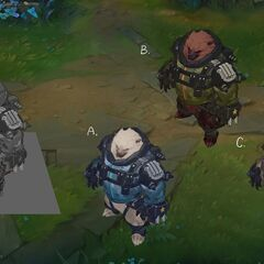 Northern Storm Volibear Update Concept 3 (by Riot Artist <a href=