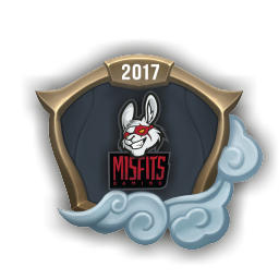 Worlds 2017 Misfits Gaming