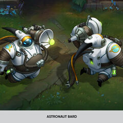 Astronaut Bard Concept 2 (by Riot Contracted Artists <a rel=
