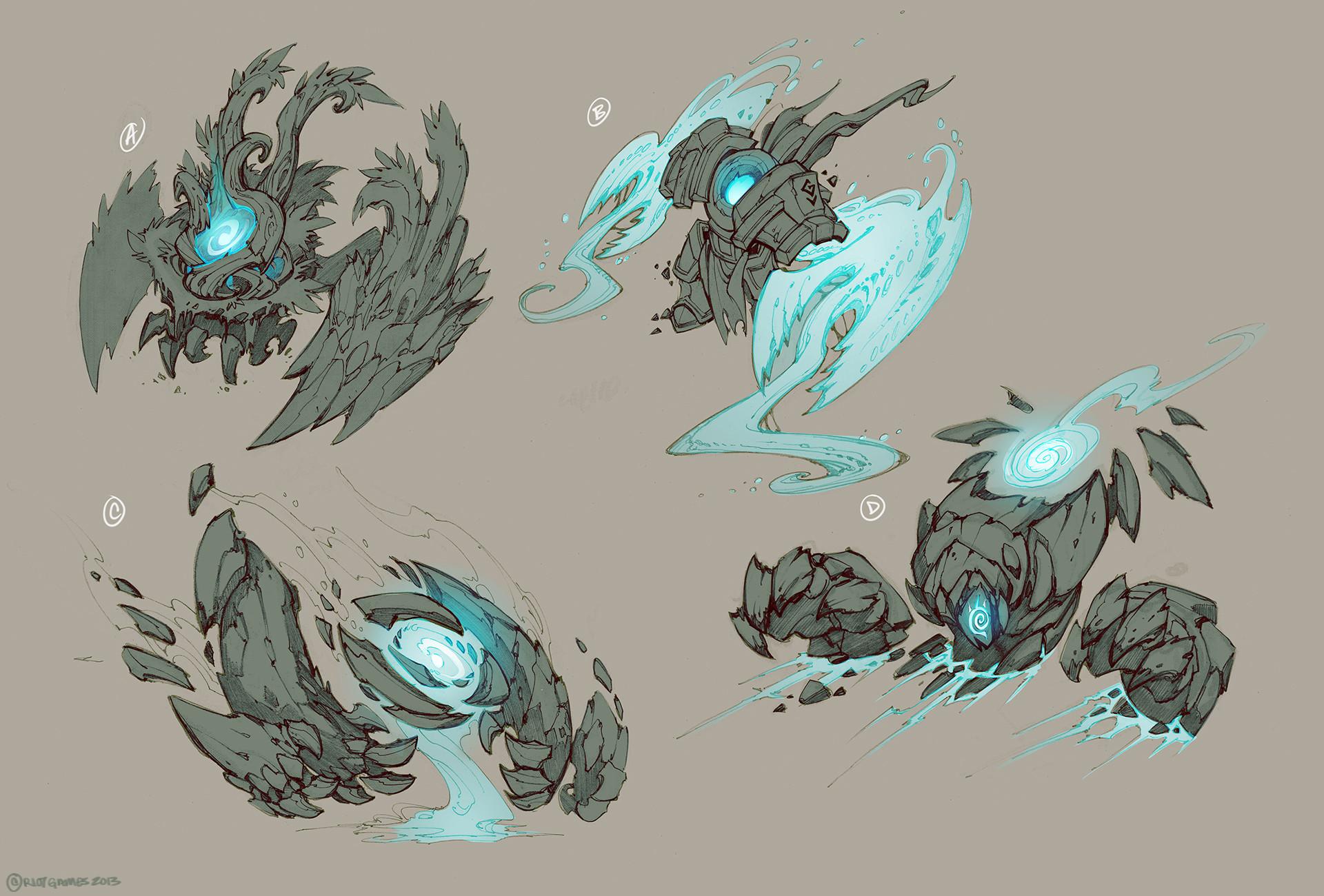 Blue Sentinel concept 02