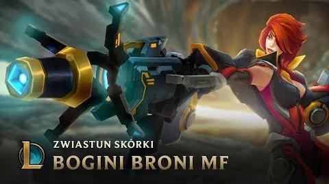 Bogini Broni Miss Fortune - zwiastun skórki