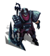 Darius High Noon-Darius (Obsidian) M