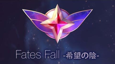 Fates Fall -希望の陰- スターガーディアン:ニューホライズン JPオリジナル楽曲
