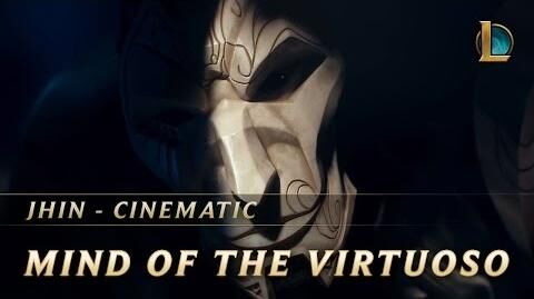 Jhin Mind of the Virtuoso New Champion Teaser - League of Legends
