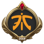 MSI 2018 Fnatic Emote
